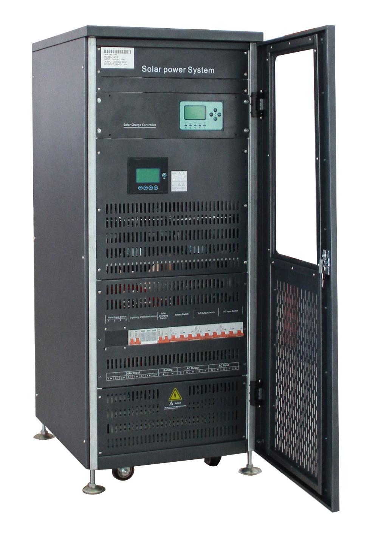 Pv Diesel Generator Inverter Hybrid Power System Buy