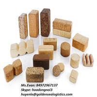 Pallets Wood - Ruf Briquette quality