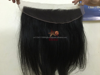 Nov 2016 Vietnamese human hair frontal lace 360 lace closure full size black straight hair 300g no lice no tangle