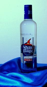 White Magic Vodka - Buy Imperial Vodka,Bulk Vodka,Excellent Vodka Product  on Alibaba com