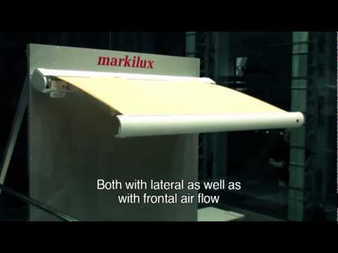 Patio Awnings Markilux Tested Safety Of Amp Balcony