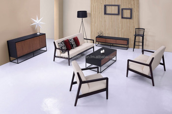 Wooden Sofa Living Room Set Malaysia