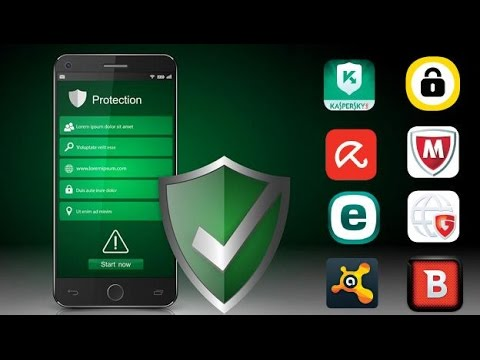 Top 5 Best antivirus for android mobile.Best Android Antivirus & Mobile Security Apps 2016hindi)