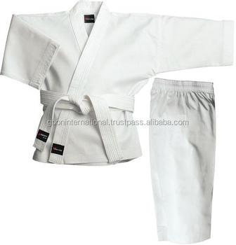 b30f8a93e2e49 WKF onaylı kumite karate üniforma rekabet veya eğitim için rahat karate Gi  karate takım elbise