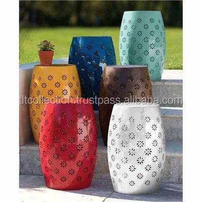 India Ceramic Garden Stool Manufacturers