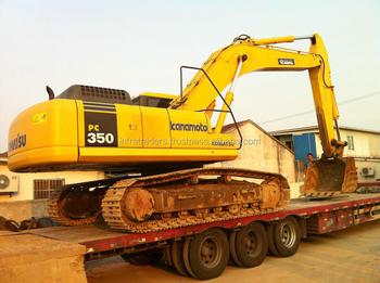 Excavator,Used Excavator,New Excavator Komatsu Pc350 Price,Used/second Hand  Komatsu Excavator Pc350 Pc350-7 Pc350-6 For Sale - Buy Komatsu Hydraulic