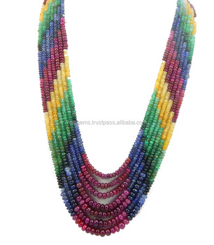picture sapphire ruby emerald line plain beads en blue of roundel
