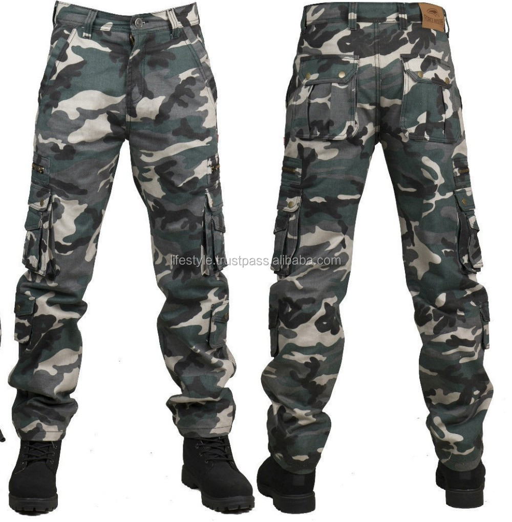 Kids Boys Camo Pants Match Cargo Pants Motorcycle Camo Pants Boys ...