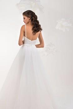Fantastic Deli Fluffy Wedding Gown Wholesale Latest 2016 Design