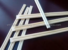 Carbonized Eco-Friendly Disposable Twins Bamboo Chopstick For Sushi