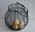 Table Top Egg Holder Basket