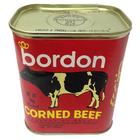 Bordon Corned Beef 340gr & 198gr pour vente