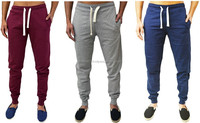 sweat pant - sweatpants - french terry sweatpants / Joggers - cotton Sweatpants - tapered joggers - OEM