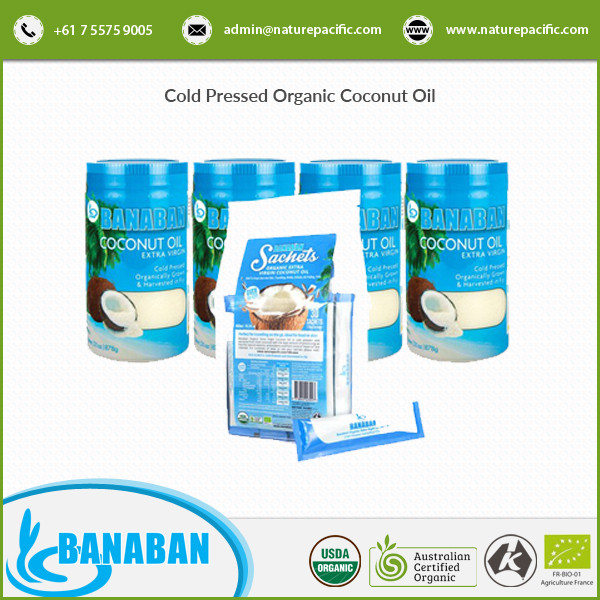 Fiji Wholesale Manufacturer Best Selling Cold Pressed Organic Coconut Oil
