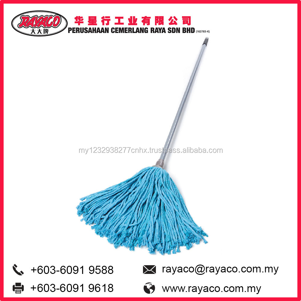 Double Head Protection Color Cotton Floor Cleaning Mop - Buy ...