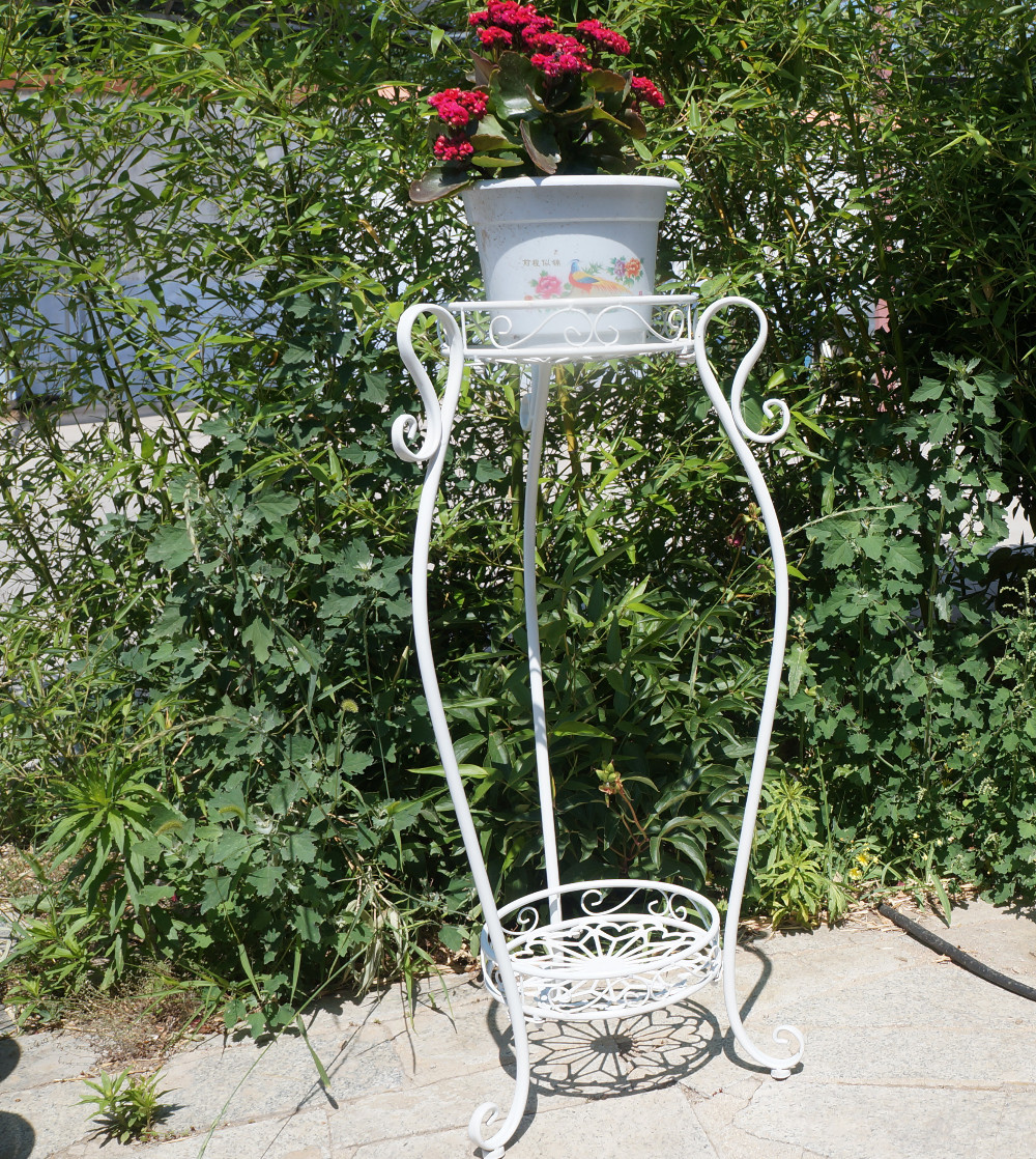 Wrought Iron Tiered Plant Stand Buy Wrought Iron Flower