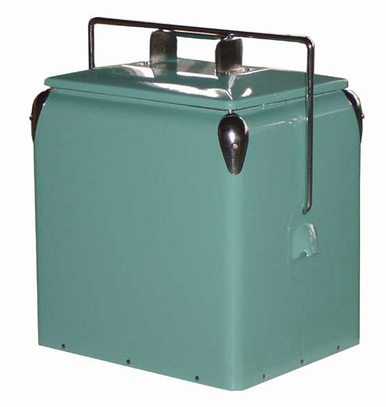 Vintage Thermos Cooler 40