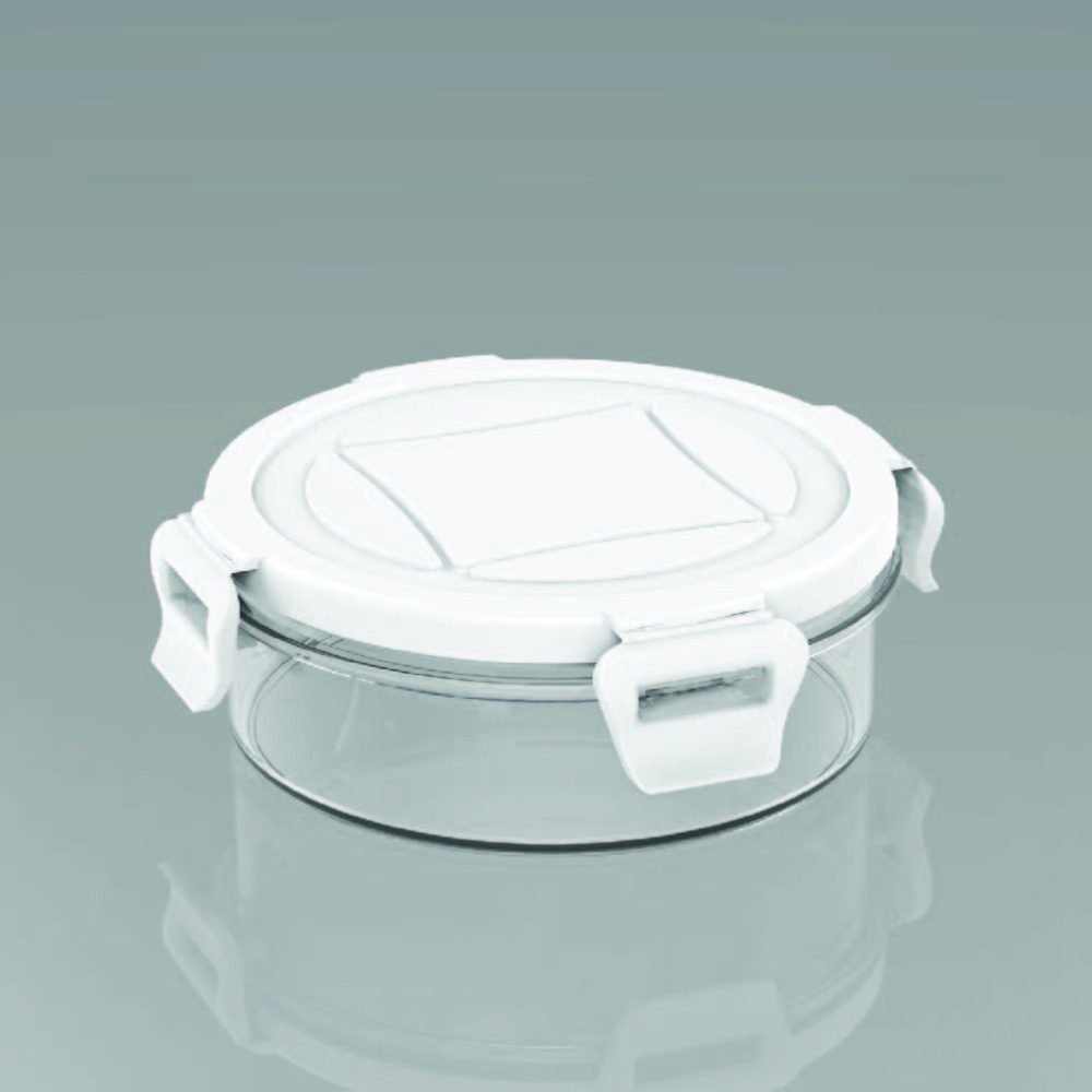Round plastic food storage container_DAI DONG TIEN CORPORATION