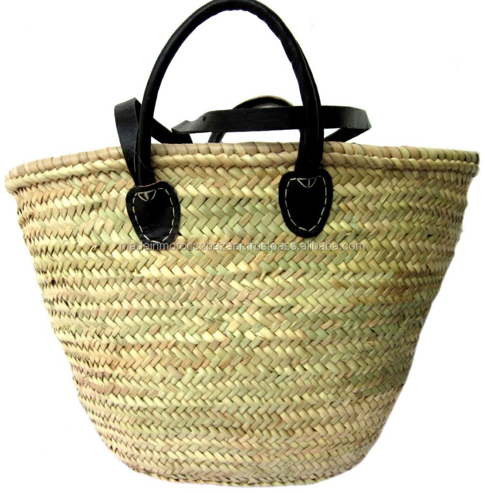 Jl Home Design Utah: Fashion Handmade Straw Basket