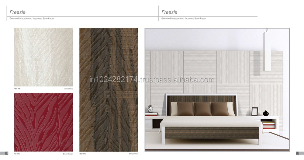HPL Formica High Pressure Laminate Sheets For Wood Furniture 1902(3D)