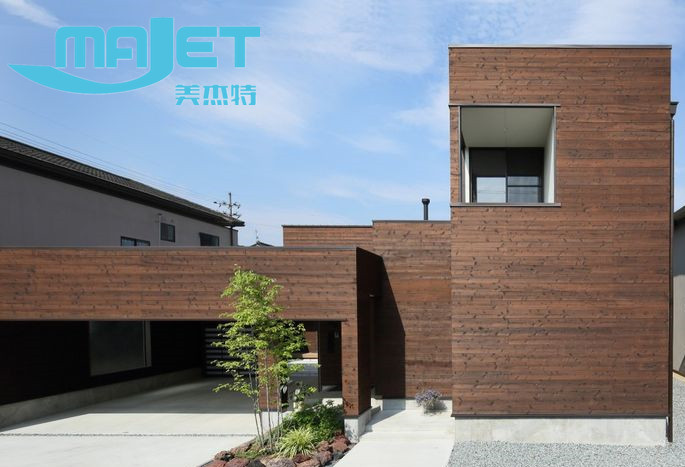 Architectural Elevation Materials Exterior Cladding Acp