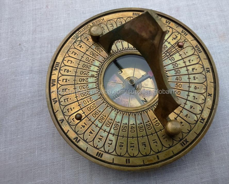 b5062714a5f7 Compás náutico reloj de sol