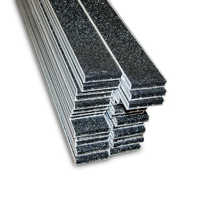 Granite Stair Tread Insert Carborundum Stair Nosing Strips