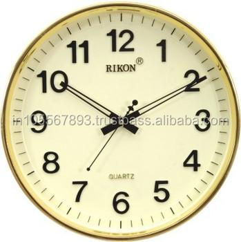RIKON OFFICE Wall Clock