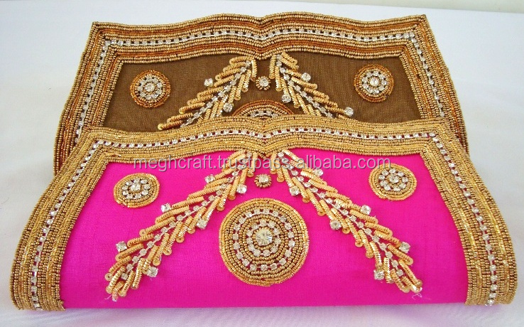 a8dff2f44bb Online Buy Gift For Her-wholesale Designs Clutch Velvet Purse-designer  Handmade Beaded Clutch Purse-bollywood Fashion Hand Purse - Buy Ethnic  Clutch ...