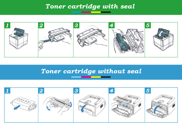 Gs brand toner cartridge cf226a compatible for hp m402nm402dm402dn 1010 1012 1015 2612a copier machine toner for hp ccuart Gallery
