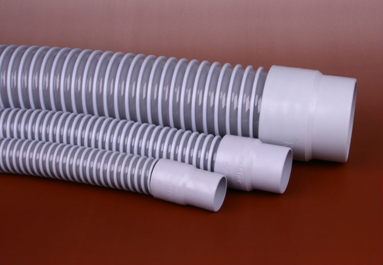 Pvc Air Duct : Kanaflex light weight and flexible air pvc duct hose made