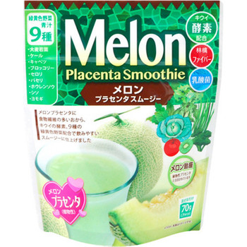Unimat Melon Placenta Drink Smoothie For Beauty Made In Japan ...