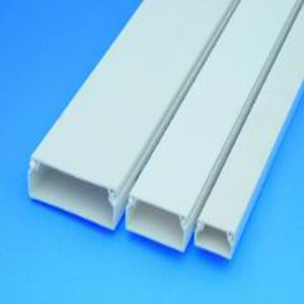Pvc Cable Uses : All types pvc plastic trunking sizes for cable system