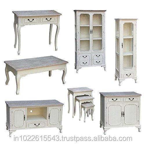 Blanco fabricante de muebles shabby chic-Armarios antiguos ...