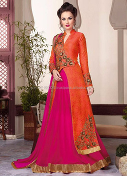 291367d1e Umbrella design ready made anarkali salwar kameez - Xxl anarkali suit -  Designer anarkali suits mumbai