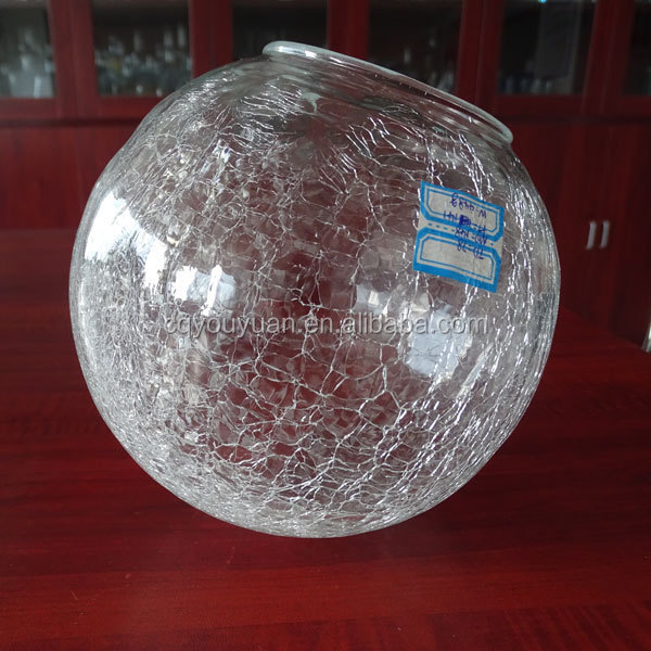 Globe Glittering Glass Lamp Shade Replacements