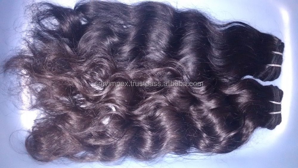 2015 hot selling virgin indian natural deep curly hair weaving.hair enemy lices is not in our product