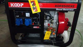 Diesel Generator Koop Kdf8500xe - Buy Diesel Generator,Generator Product on  Alibaba com