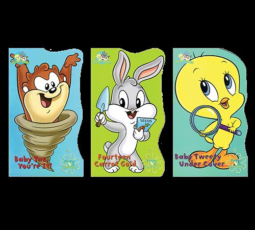 BABY LOONEY TUNES BOARD BOOK
