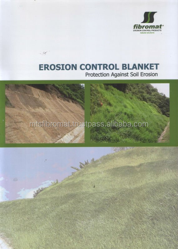 Biodegradable Erosion Control Blanket Buy Construction