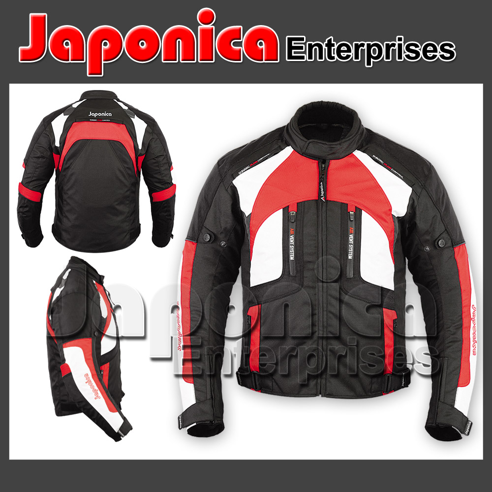 Motorcycle Racing Textile Jacket Leather Wear Cordura Motorbike Safety Wears Jackets