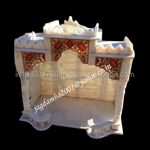 Emejing Hindu Temple Designs For Home Pictures - Decorating House ...