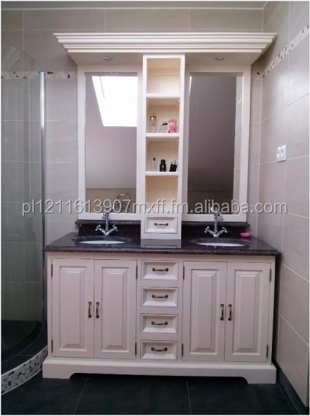 Rustic Wooden Bathroom Furniture Luxury