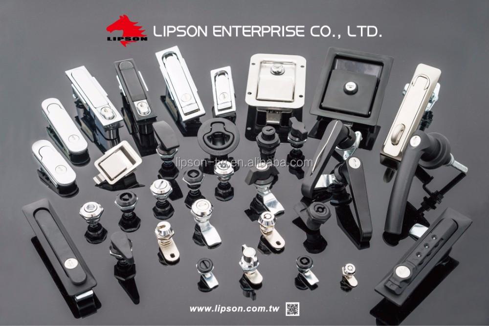 Lm 7530 Southco 94 Style Plastic Key Locking Flush Knob