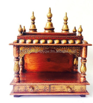 Du0027Dass Wooden Temple/pooja Mandir/pooja Ghar/indian Home Temple