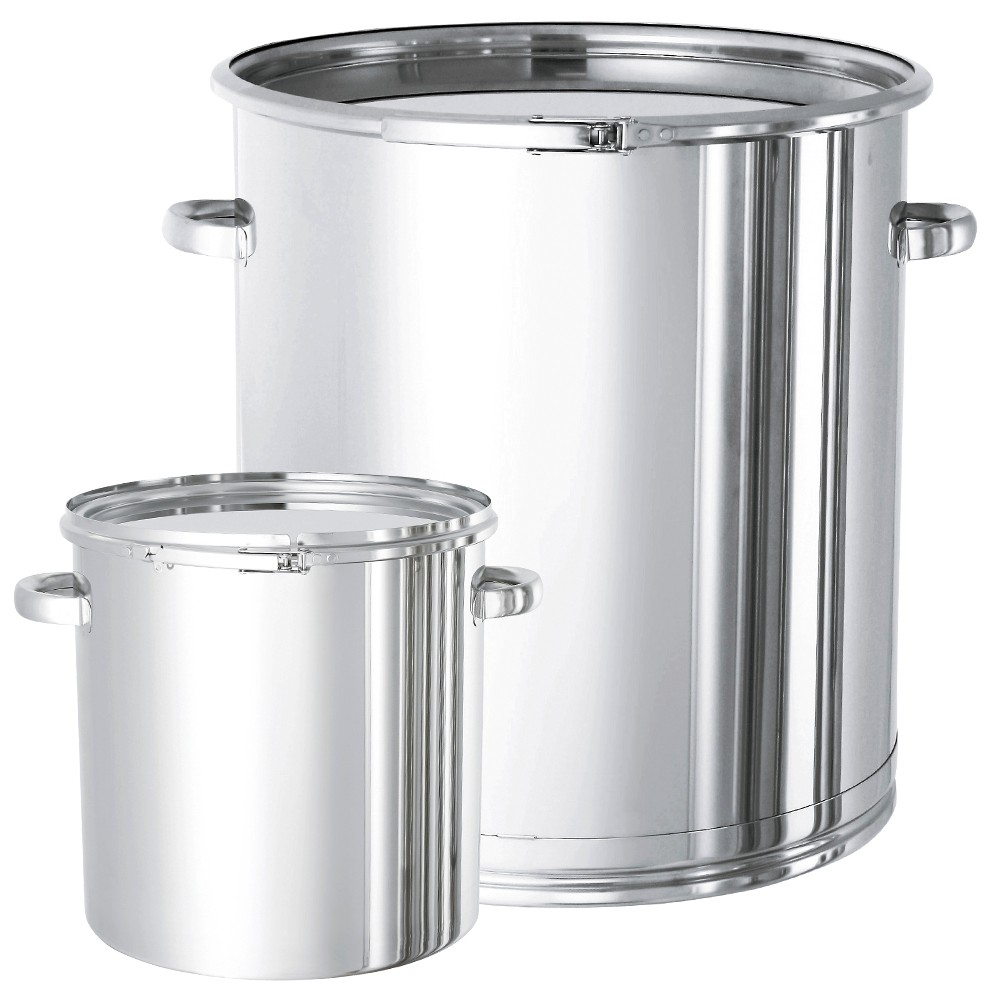 Stainless Steel Water Containers From Japan