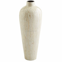 High quality best selling eco friendly Natural mother of pearl floor vase from Vietnam