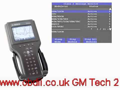 GM Tech2 Overview, Tech2 for GM,GM Tech-2,gm tech-2 pro kit,gm tech 2 scan tool,GM TECH2 operation