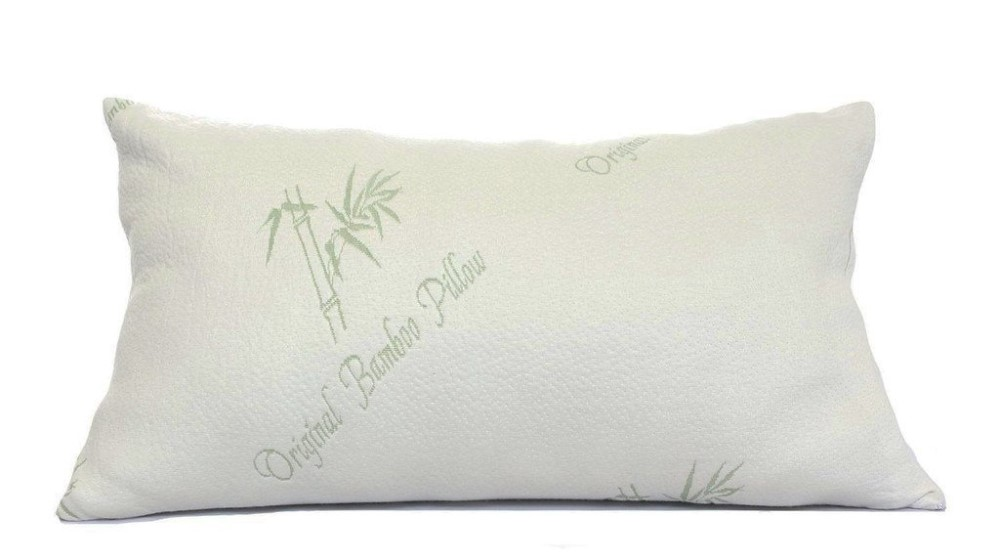 hot sale memory foam queen size bamboo pillow usa