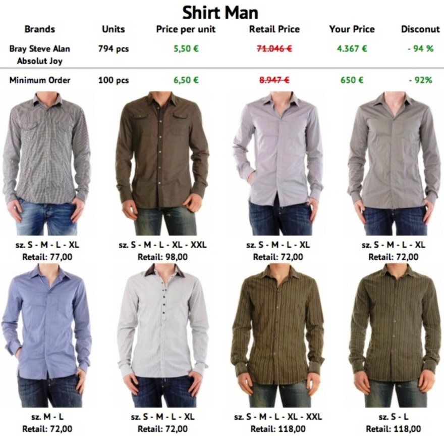 Man Shirts Fall Winter Brands 39 Bray Steve Alan 39 And